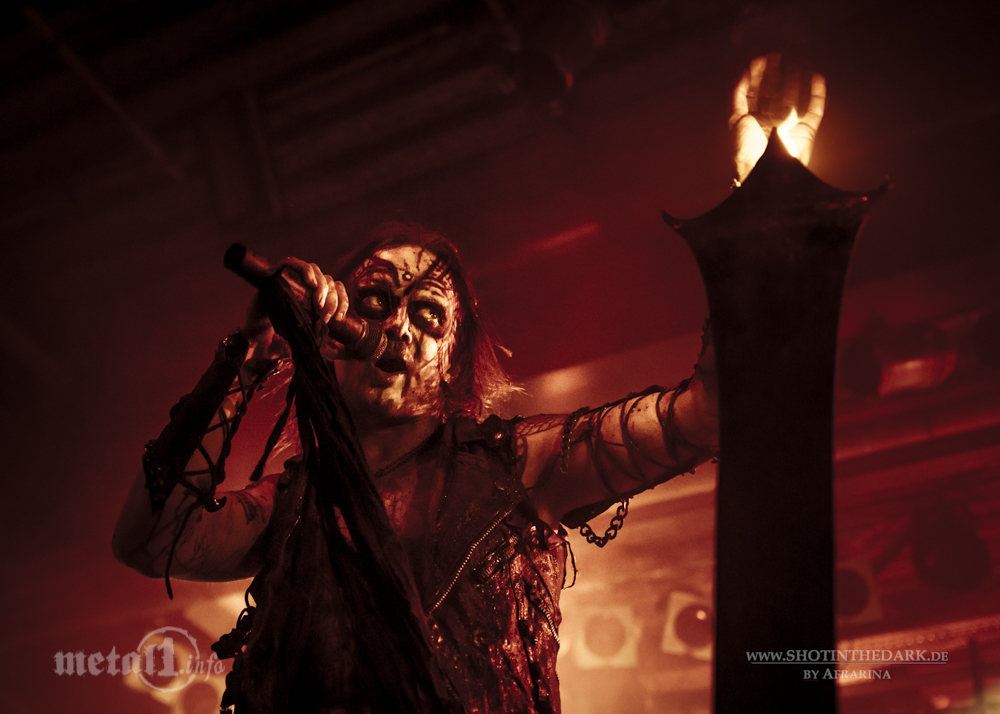 Cover - Watain w/ Rotting Christ