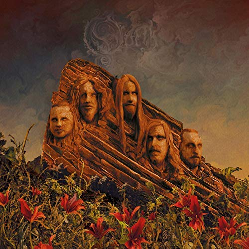 Opeth - Garden Of The Titans: Live At Red Rocks Amphitheatre - Cover
