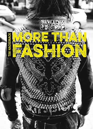Tim Hackemack - More Than Fashion - Cover