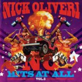 Nick Oliveri - No Hits At All Vol. V - CD-Cover