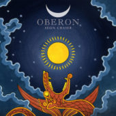 Oberon - Aeon Chaser - CD-Cover
