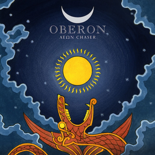 Oberon - Aeon Chaser - Cover