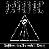 Revenge - Infiltration.Downfall.Death - CD-Cover
