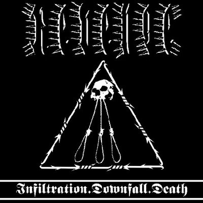 Revenge - Infiltration.Downfall.Death - Cover