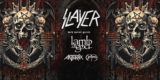 Cover - Slayer w/ Lamb Of God, Anthrax, Obituary