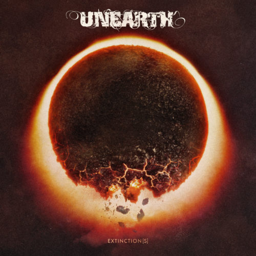 Unearth - Extinction(s) - Cover