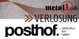 Special Grafik Gewinne Tickets für Konzerte im Posthof Linz