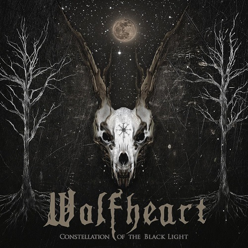 Wolfheart - Constellation Of The Black Light - Cover