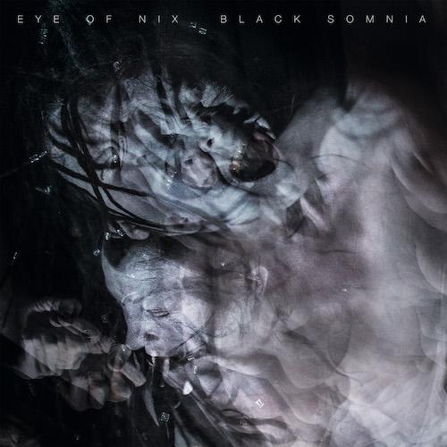 Eye Of Nix - Black Somnia (Re-Release) - Cover