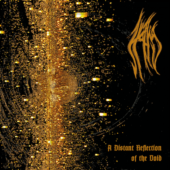Hallig - A Distant Reflection Of The Void - CD-Cover