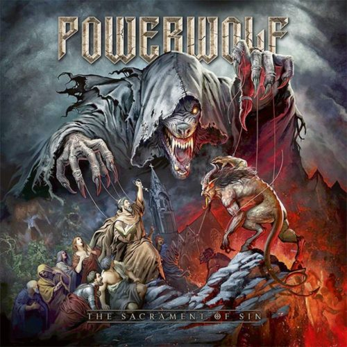 Powerwolf - The Sacrament Of Sin - Cover