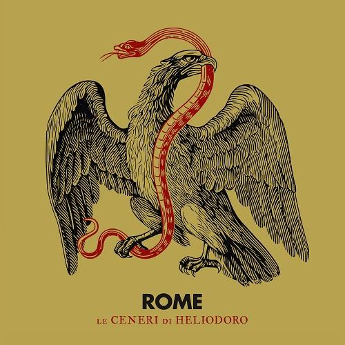 Rome - Le Ceneri Di Heliodoro - Cover