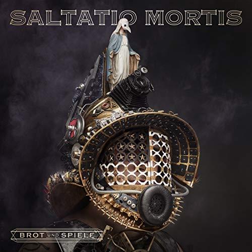 Saltatio Mortis - Brot und Spiele - Cover