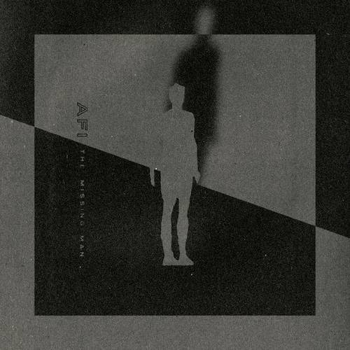 AFI - The Missing Man (EP) - Cover
