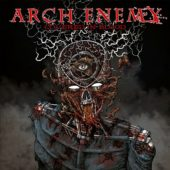 Arch Enemy - Covered In Blood - CD-Cover