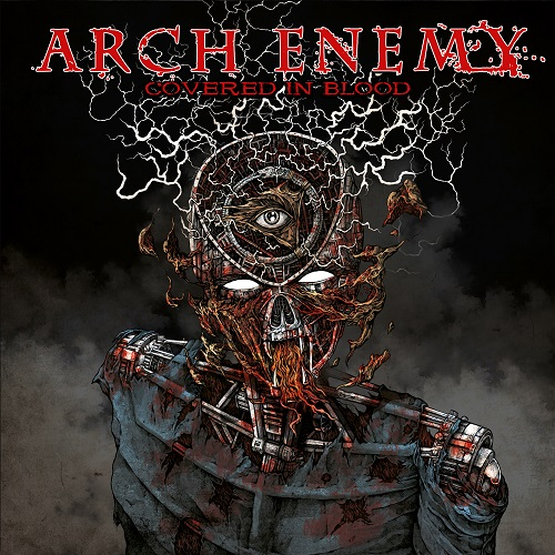 Arch Enemy - Covered In Blood - Cover