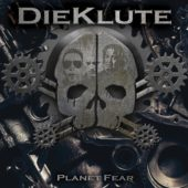 DieKlute - Planet Fear - CD-Cover