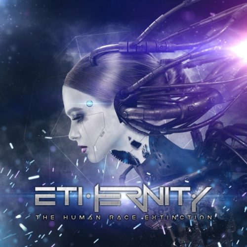 Ethernity - The Human Race Extinction - Cover