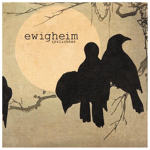 Ewigheim - Irrlichter - Cover