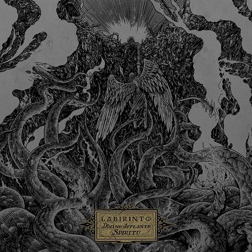 Labirinto - Divino Afflante Spiritu - Cover