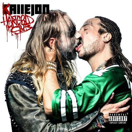 Callejon - Hartgeld im Club - Cover