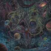 Revocation - The Outer Ones - CD-Cover