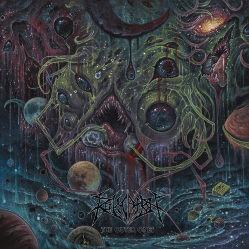 Revocation - The Outer Ones - Cover
