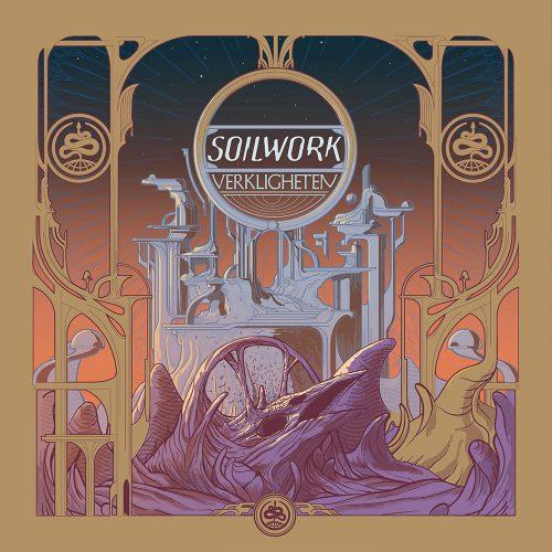 Soilwork - Verkligheten - Cover