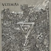 Vltimas - Something Wicket Marches In - CD-Cover