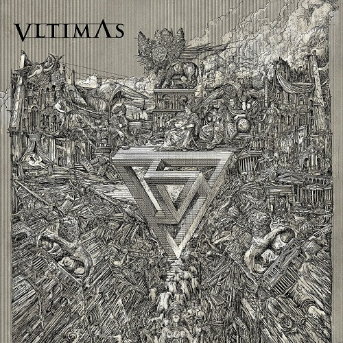 Vltimas - Something Wicket Marches In - Cover