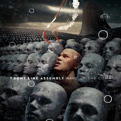 Front Line Assembly - Wake Up The Coma - Cover