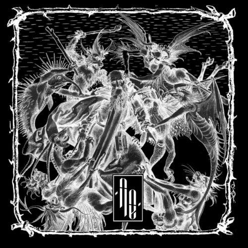Nihil Eyes - Black Path - Cover