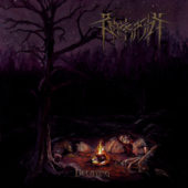 Barkasth - Decaying - CD-Cover