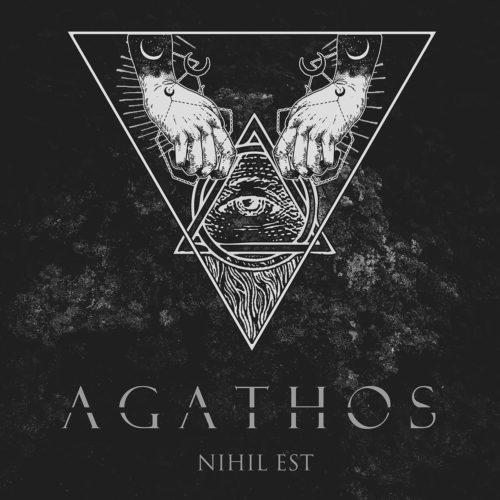 Agathos - Nihil Est (EP) - Cover