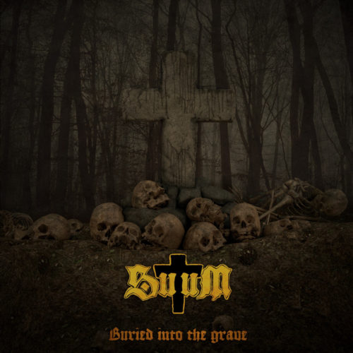 SuuM - Buried Into The Grave - Cover