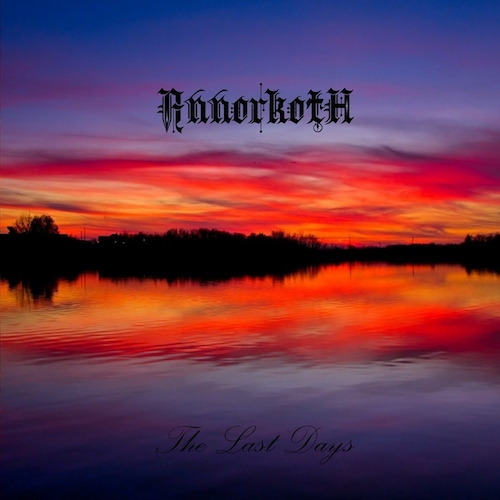 Annorkoth - The Last Days (Re-Release) - Cover