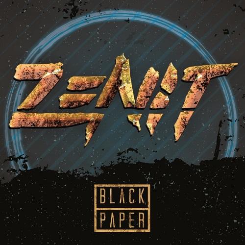 Zenit - Black Paper - Cover
