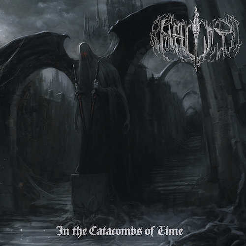 Malist - In The Catacombs Of Time - Cover
