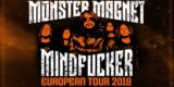 Festival Bild Monster Magnet w/ Puppy