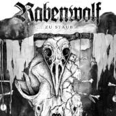 Rabenwolf - ... zu Staub - CD-Cover