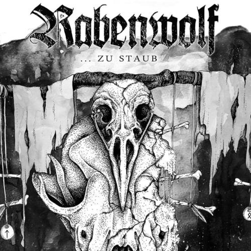 Rabenwolf - ... zu Staub - Cover