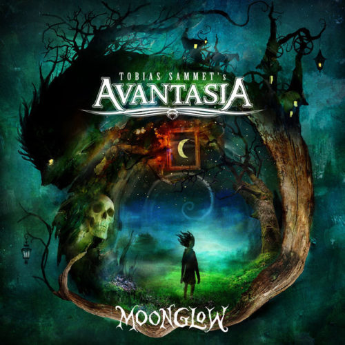 Avantasia - Moonglow - Cover