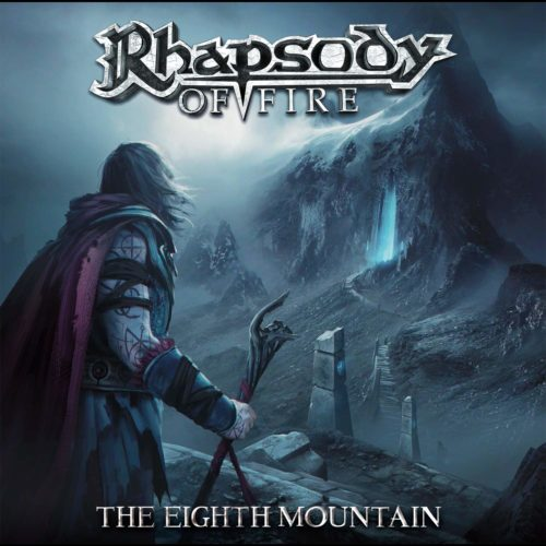 Rhapsody Of Fire - The Eighth Mountain - Cover