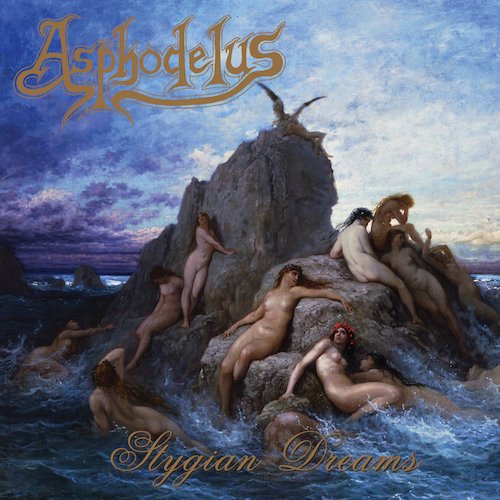 Asphodelus - Stygian Dreams - Cover