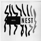 Brutus - Nest - CD-Cover