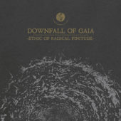 Downfall Of Gaia - Ethic Of Radical Finitude - CD-Cover