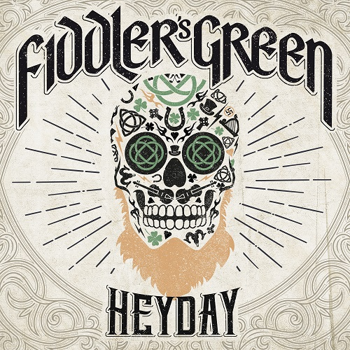 Fiddler's Green - Heyday - Cover