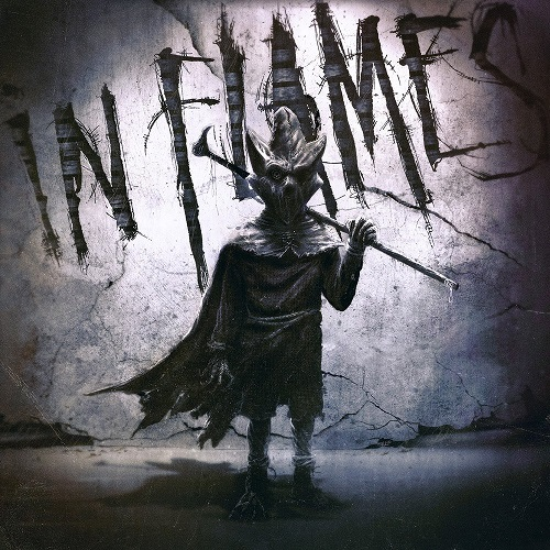 In Flames - I, The Mask - Cover