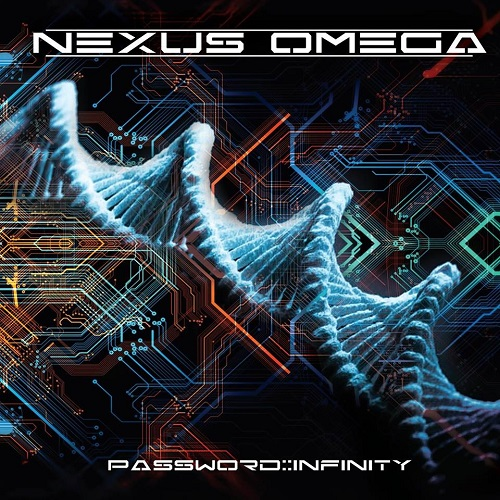Nexus Omega - Password::Infinity - Cover