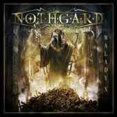 Nothgard - Malady X - CD-Cover